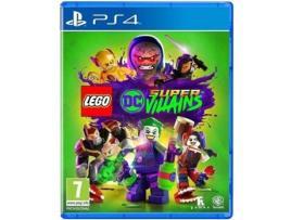 Warner Bros. - LEGO DC Super Villains - PS4
