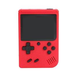 Consola Super Game Box Vermelho 400 Jogos
