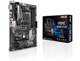 ASUS - Motherboard ATX Asus Prime B450-Plus