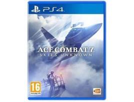 Namco Bandai - Ace Combat 7: Skies Unknown PS4