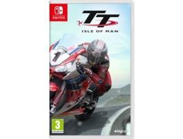 Big Ben - TT Isle of Man - Nintendo Switch