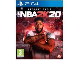 2K Games - NBA 2K20 - PS4