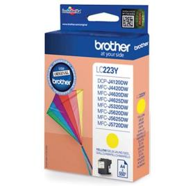 BROTHER - brother Tinteiro LC-223Y Amarelo