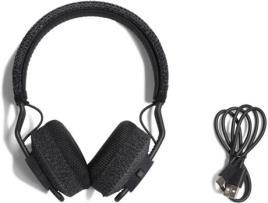 ADIDAS - Auscultadores Bluetooth Adidas RPT-01 (On Ear - Microfone - Cinzento)
