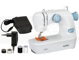 SOLAC - Máquina de Costura Solac Cotton 12.2