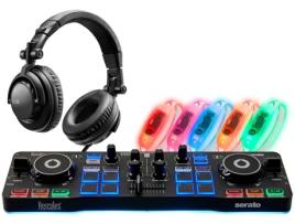 Hercules DJ - Pack Iniciação Hercules DJ Party Set