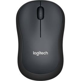 LOGITECH - Rato Wireless Logitech M220 Silent - Preto