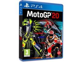 Não Indentificado - Moto GP 20 - PS4