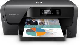 Impressora A4 Wi-Fi Cores - HP Officejet 8210