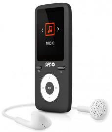 Reprodutor MP4 SPC Pure Sound Colour 2 8 GB