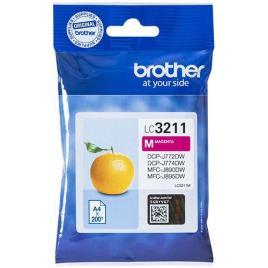 BROTHER - brother Tinteiro LC-3211, Magenta, Embalagem Individual, LC-3211M