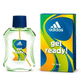 Perfume Homem Get Ready! Adidas EDT (100 ml)
