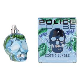 POLICE - Perfume Homem To Be Exotic Jungle Police EDT - 75 ml