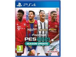 Não Indentificado - eFootball PES 2021 - PS4
