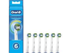 Recarga ORAL B Prec Clean 6 un