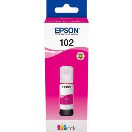 EPSON - Epson Garrafa de Tinta 102, Magenta, C13T03R340