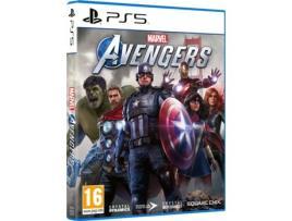 Não Indentificado - Marvel Avengers - PS5
