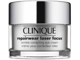 CLINIQUE - Creme Anti-idade para Contorno dos Olhos Repairwear Laser Focus Clinique - 15 ml