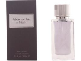 ABERCROMBIE & FITCH - Perfume Homem First Instinct Abercrombie & Fitch EDT - 30 ml