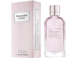 ABERCROMBIE & FITCH - Perfume Mulher First Instinct Abercrombie & Fitch EDP - 100 ml