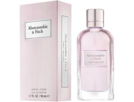 ABERCROMBIE & FITCH - Perfume Mulher First Instinct Abercrombie & Fitch EDP (50 ml)