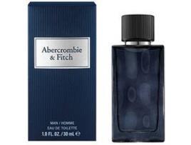 ABERCROMBIE & FITCH - Perfume ABERCROMBIE & FITCH First Instinct Blue Men Eau de Toilette (30 ml)