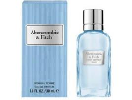 ABERCROMBIE & FITCH - Perfume Mulher First Instinct Blue Abercrombie & Fitch EDP - 30 ml