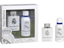 SPORTING BRANDS - Conjunto de Perfume Homem Real Madrid Sporting Brands (2 pcs) (2 pcs)