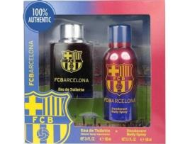 SPORTING BRANDS - Conjunto de Perfume Homem F.C. Barcelona Sporting Brands (2 pcs) (2 pcs)