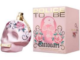 POLICE - Perfume Mulher To Be Tattoo Art Police EDP (125 ml) (125 ml)
