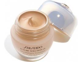 SHISEIDO - Maquilhagem Líquido Future Solution Lx Shiseido - 4 - Neutro