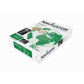 Papel de Impressao A4 80 gr Navigator 500 Folhas A4