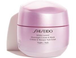 SHISEIDO - Creme de Noite Iluminador White Lucent Shiseido (75 ml)