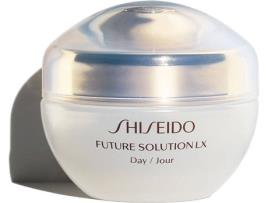 SHISEIDO - Creme de Dia Future Solution Lx Shiseido - 50 ml