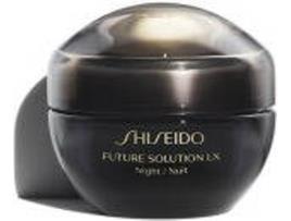 SHISEIDO - Creme de Noite Future Solution Lx Shiseido - 50 ml