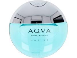 Bvlgari - Perfume Homem Aqva Homme Marine Bvlgari EDT - 50 ml