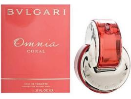 Bvlgari - Perfume Mulher Omnia Coral Bvlgari EDT - 40 ml