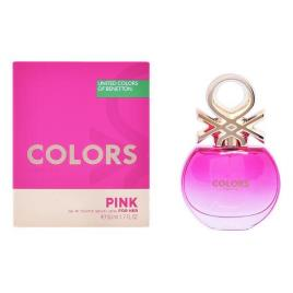 Benetton - Perfume Mulher Colors Pink Benetton EDT (50 ml) (50 ml)