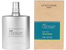 L´OCCITANE - Perfume Homem Cap Cedrat L´occitane DDT (75 ml)