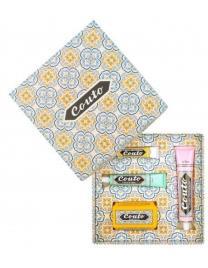 Couto - Coffret nº3 (pack: dentífrico, creme mãos, hidratante e sabonete)