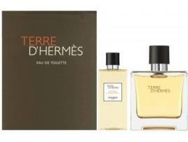 HERMES - Coffret HERMES Terre 100 ml Edt + Shower Gel 80 ml