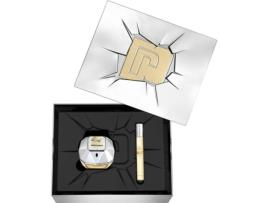 Paco Rabanne - Perfume Mulher Paco Rabanne Lady Million Lucky 80ml + Miniatura 10ml