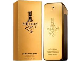 Paco Rabanne - Perfume Homem 1 Million Paco Rabanne EDP (200 ml)