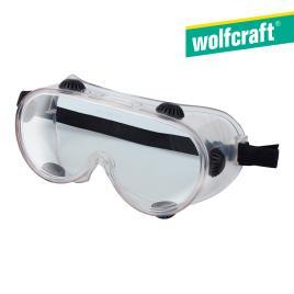 OCULOS DE PROTEÇÃO VISÃO TOTAL CLASSIC. 4902000 WOLFCRAFT