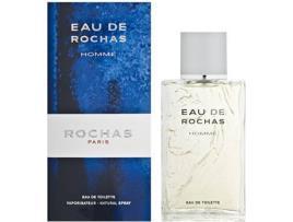 ROCHAS - Men´s Perfume Eau De Rochas Homme Rochas EDT (100 ml)