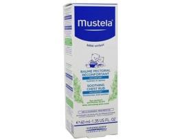 Mustela - Bálsamo Peitoral para Bebés Mustela (40 ml)