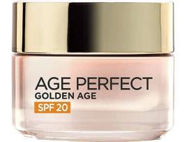 L'OREAL MAKE UP - Creme Antirrugas Golden Age LOreal Make Up (50 ml)