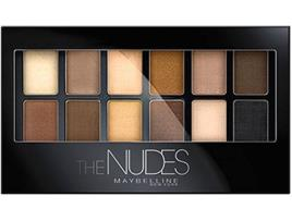 MAYBELLINE - Maybelline The Nudes Palete de Sombras 9.6g