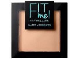 MAYBELLINE - Maybelline Fit Me Pó Compacto Matte+Poreles 130 9g