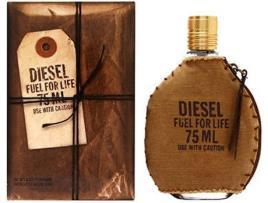 DIESEL - Perfume DIESEL Fuel for Life Men Eau de Toilette (75 ml)